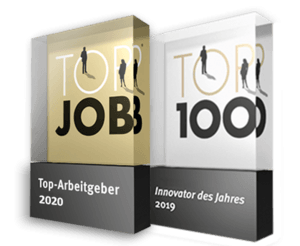 TOP JOB 2020 und TOP Innovator 2019