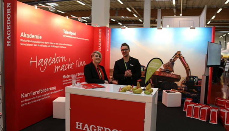 Hagedorn – My Job OWL 2017